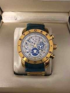 Sale‼️Bvlgari Nuclear Neapon Tachymeter Mens Watch Php 4,500