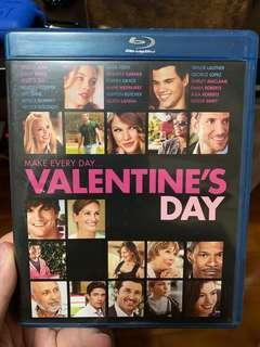 🚚 Valentine's Day Blu-Ray