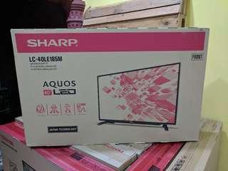 SHARP  LED  TV