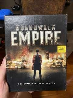 🚚 Boardwalk Empire Blu-Ray Season 1 Boxset