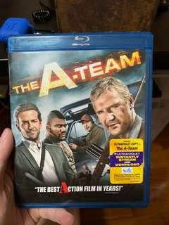 🚚 The A-Team Blu-Ray