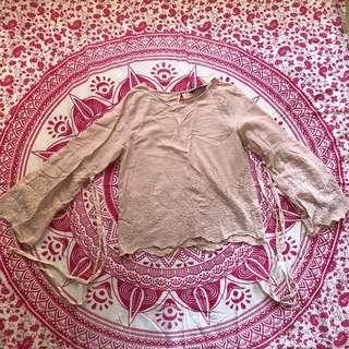 Embroided Tops