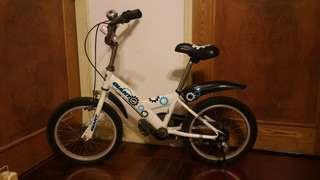 捷安特16吋兒童腳踏車