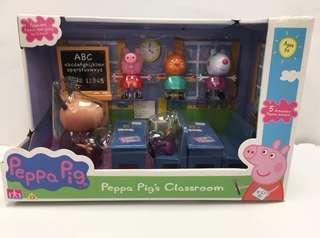 peppa pig - Classroom