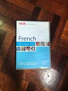French CD and mini guide (BERLITZ)