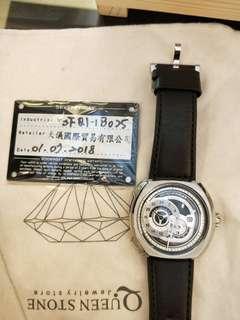🚚 星期五手錶朋友剛買新品五萬多.便宜讓免三萬.買到賺到.