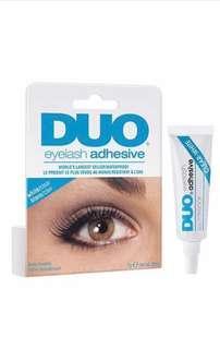 Duo Eyelash Adhesive (WHITE) tinggal 3pcs