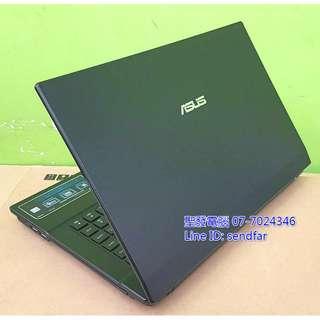 🚚 高效能美型獨顯 ASUS P43S i7-2620M 8G 500G 獨顯 DVD 14吋筆電 聖發二手筆電