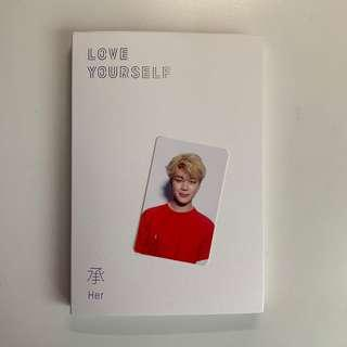 [WTS] bts love yourself: her album ver V