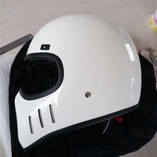 日本品牌 復古頭盔(全新) Classic Helmet