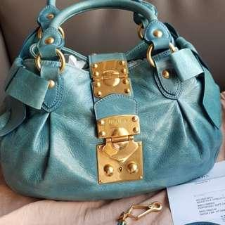 9f5a532f770 miu miu bag authentic receipt   Bags   Wallets   Carousell Singapore