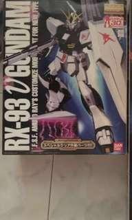 Nu V Gundam Bandai Master Grade