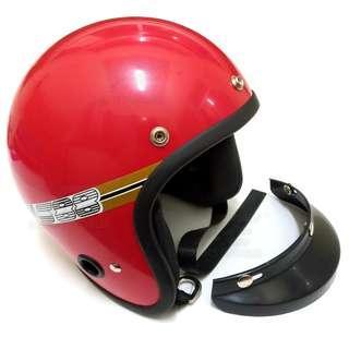 Helmet MS88 (Red, Blue, Black, White)