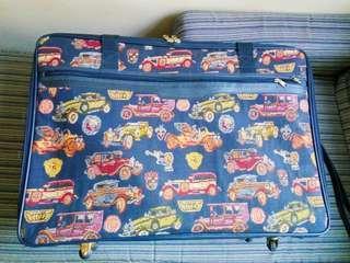 Brocade Luggage