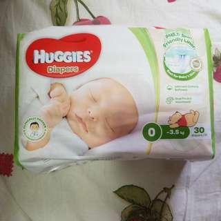 HUGGIES尿片 新生兒