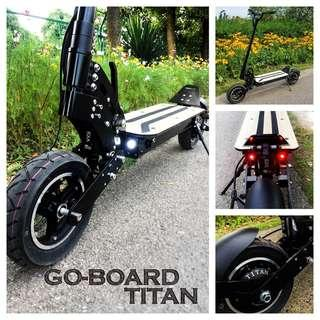 Goboard Titan Pre-order Escooter Electric Scooter