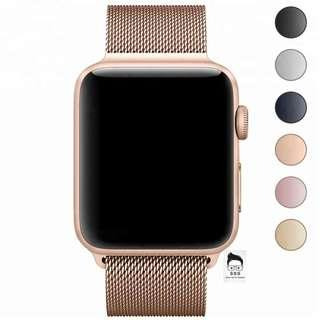 Milanese Loop Stainless Steel Strap for 38mm