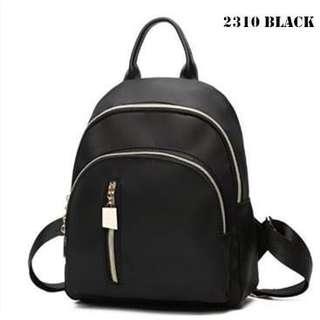 Korean Backpack and Sling Bag