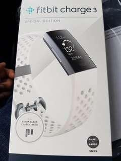 Fitbit Charge 3 BNIB