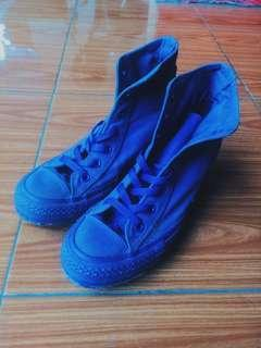 [FREE ONGKIR] Converse Chuck Taylor Wedges Sneaker Platform High Tops Lace Up