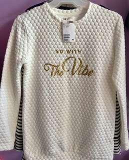 H&M Sweaters & Dresses for Girls