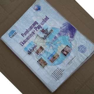 Pambansang Ekonomiya at Pag-unlad k to 12 book VIBAL GRADE 10