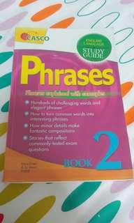P2 phrases for compo writing