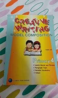 P4 vreative writing model compo