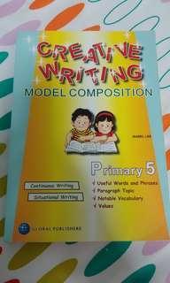 P5 - creative writing model compo