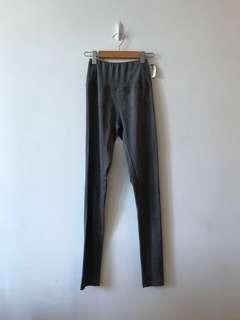 Soft High Waist Leggings Jean Machine NEW