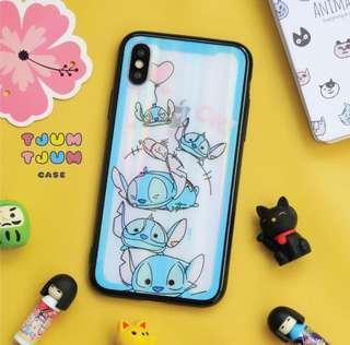 iPhone Case Tjum Tjum Blue