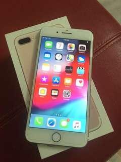 IPhone 7 Plus 32GB MY set (Pre-own)
