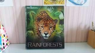 Rainforest buku ensiklopedia anak-anak