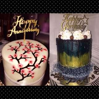 Affordable Artisan Cakes