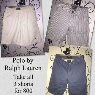❗️SALE@600❗️Take all RL shorts