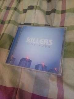 The Killers Hot Fuss Album