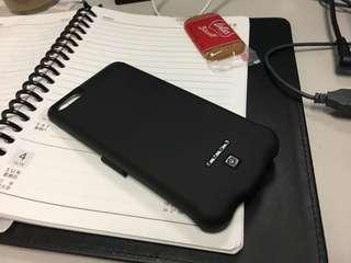 🚚 iphone6/6s行動充電背蓋
