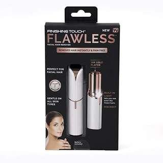 (J11) Finishing Touch Flawless Women's Painless Hair Remover (Authentic)