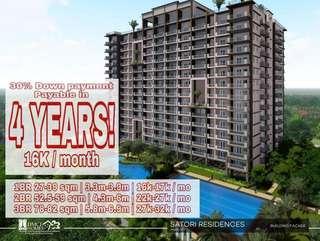 Pre-Selling Condo for Sale in Pasig (Midrise)