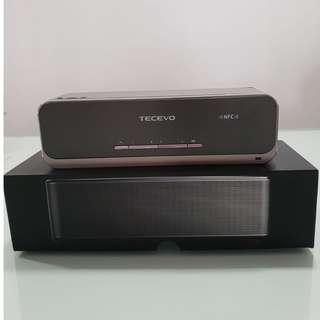 (J13) Tecevo Bluetooth Speaker A20