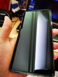 Samsung Note 9 SME 128gb Ocean Blue