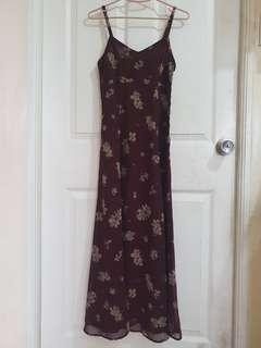 Esprit maxy dress not zara. G2000. H&m. Uni qlo. Mango. F21