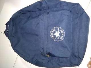 Converse bags , warna navy .