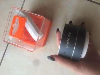 Preloved bluetooth speaker