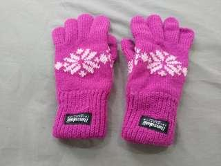 🚚 Preloved Thinsulate Winter Gloves @ $8 only!!!