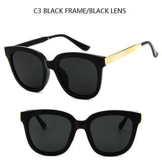 FREE SHIPPING — Korean Style Sunglasses UV Protection