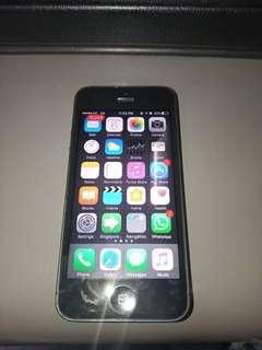 Iphone 5 silver 16gb (Read first)