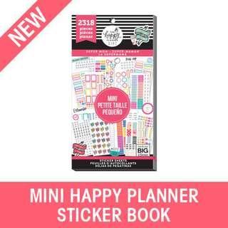 Value Pack Stickers - Super Mom Mini