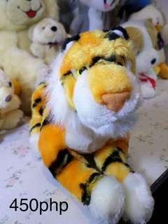 Tiger Stuffed toy