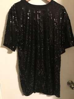 Sequin NYE dress